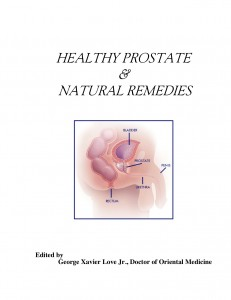 new prostate booklet